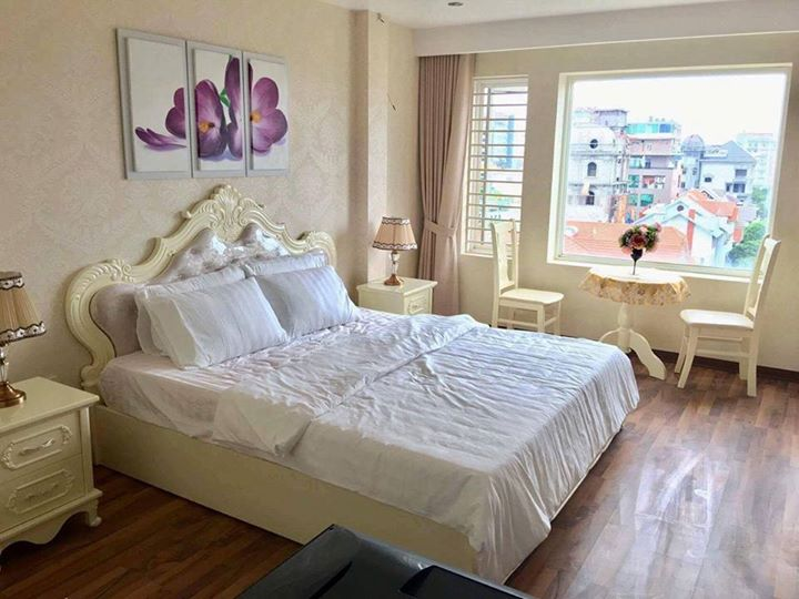 A nice apartment/ flats for foreigner at Lo 26 Le Hong Phong str., for rent