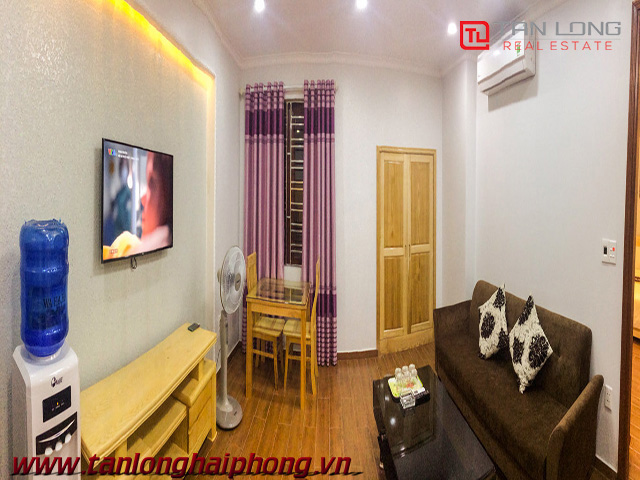 Service apartment 1 bedroom for rent in Hai Phong, near Big C, Parkson